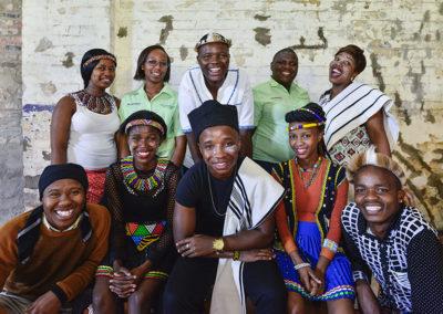Siyazenzela Cultural day 1