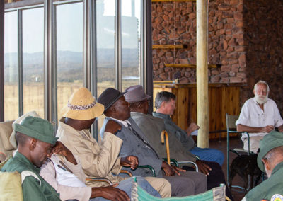 Task Force meeting with Conservancies to discuss the Draft Management Plan
