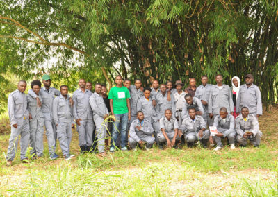Team of Conservation Champions