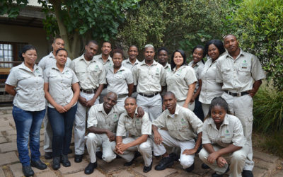 UMZI WETHU CONSERVATION GENERAL ASSISTANT TRAINING