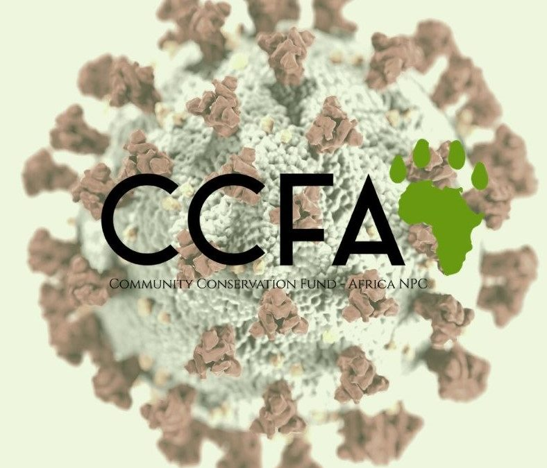 CCFA Conservation Partners' Response to COVID 19