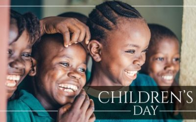 CCFA celebrating Children's Day 2020